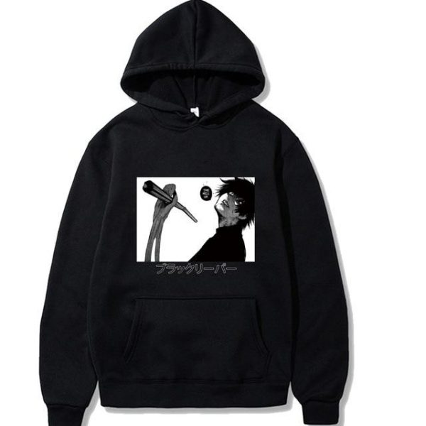 2021 Tokyo Ghoul Hoodie Unisex Style No.5Official Tokyo Ghoul Merch