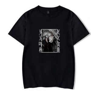 Tokyo Ghoul T-shirt Fashion Summer 2021 No.3Official Tokyo Ghoul Merch