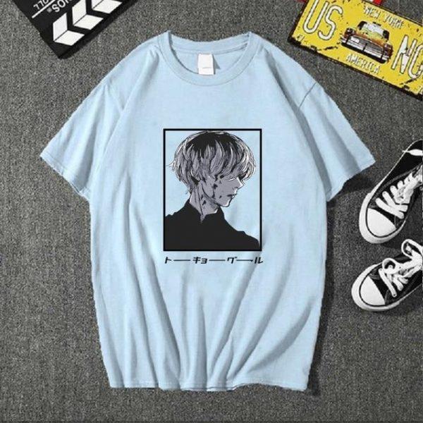 Tokyo Ghoul T-shirt Fashion Summer 2021 No.4Official Tokyo Ghoul Merch