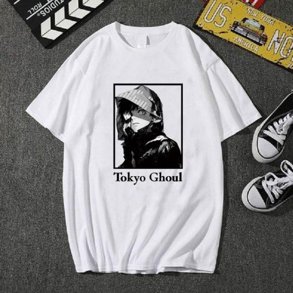 Tokyo Ghoul T-shirt Fashion Summer 2021 No.6Official Tokyo Ghoul Merch