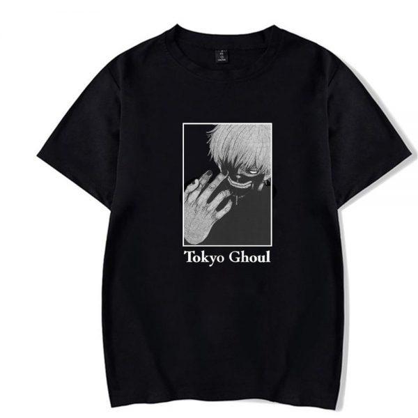 Tokyo Ghoul T-shirt Fashion Summer 2021 No.7Official Tokyo Ghoul Merch