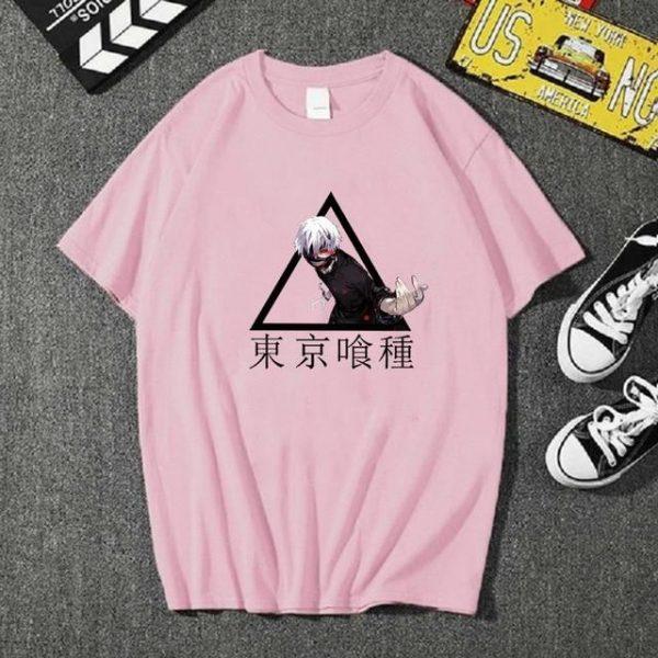 Tokyo Ghoul T-shirt Fashion Summer 2021 No.11Official Tokyo Ghoul Merch