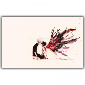 Tokyo Ghoul Poster Popular Classic Wall Decor 2021Official Tokyo Ghoul Merch