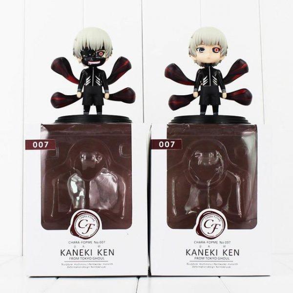 2pcs/lot Tokyo Ghoul Q Version Kaneki Ken FiguresOfficial Tokyo Ghoul Merch