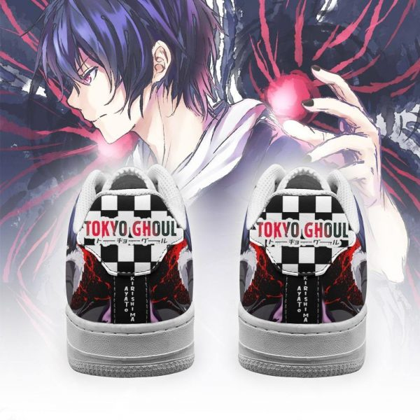 Tokyo Ghoul Ayato Air Force ShoesOfficial Tokyo Ghoul Merch