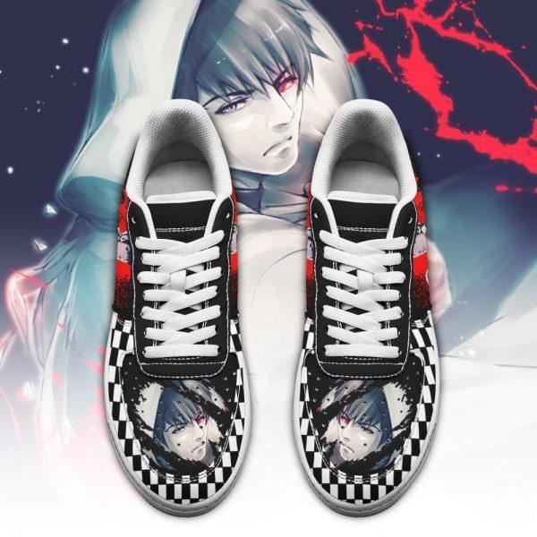 Tokyo Ghoul Koutarou Air Force ShoesOfficial Tokyo Ghoul Merch