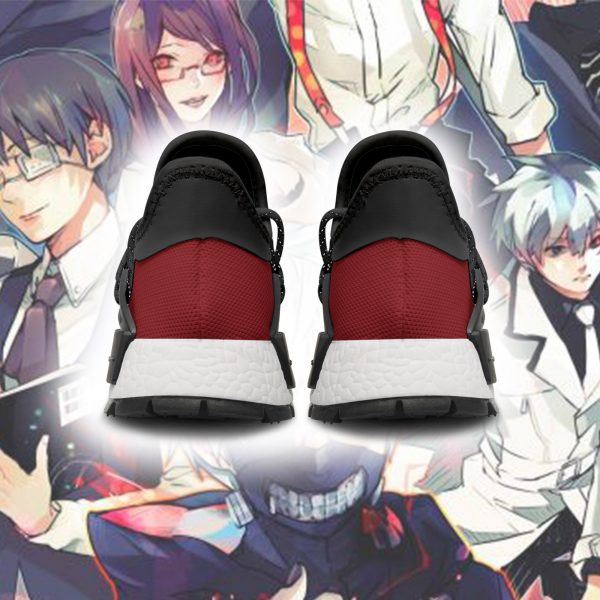 Tokyo Ghoul Anime Characters Custom Anime NMD ShoesOfficial Tokyo Ghoul Merch