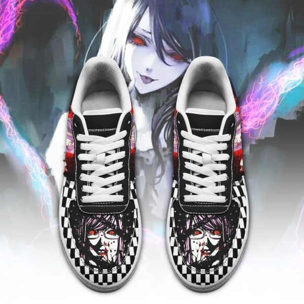 Tokyo Ghoul Rize Air Force ShoesOfficial Tokyo Ghoul Merch