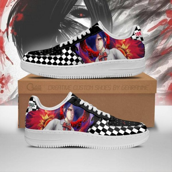 Tokyo Ghoul Touka Air Force ShoesOfficial Tokyo Ghoul Merch