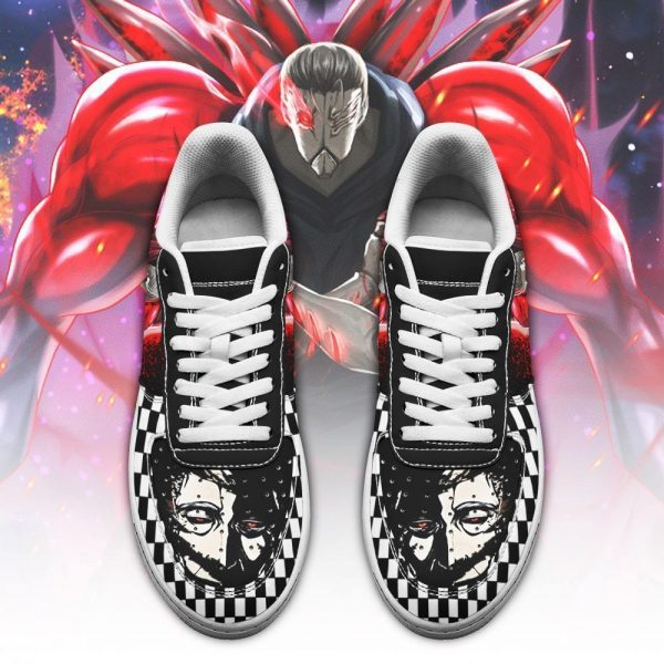 Tokyo Ghoul Yoshimura Air Force ShoesOfficial Tokyo Ghoul Merch