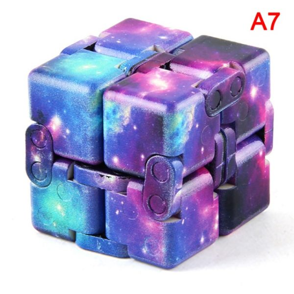 Children Adult Decompression Toy Infinity Magic Cube Square Puzzle Toys Relieve Stress Funny Hand Game Four 6.jpg 640x640 6 - Tokyo Ghoul Merch Store