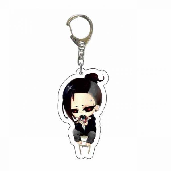 Japan Anime Tokyo Ghoul Keychain Lovely Kaneki Ken Figure Acrylic Pendant Key Chain Cartoon Character Key 1.jpg 640x640 1 - Tokyo Ghoul Merch Store