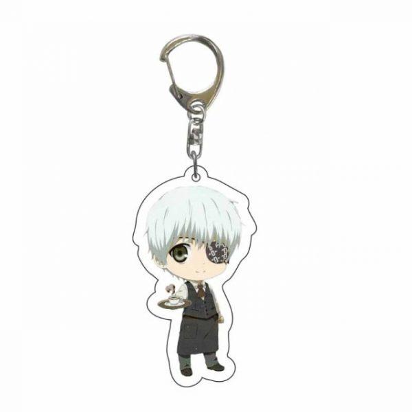 Japan Anime Tokyo Ghoul Keychain Lovely Kaneki Ken Figure Acrylic Pendant Key Chain Cartoon Character Key 2.jpg 640x640 2 - Tokyo Ghoul Merch Store