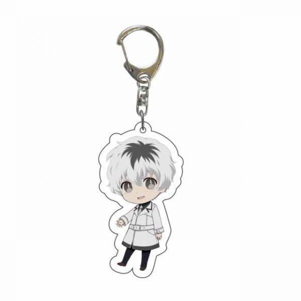 Japan Anime Tokyo Ghoul Keychain Lovely Kaneki Ken Figure Acrylic Pendant Key Chain Cartoon Character Key 4.jpg 640x640 4 - Tokyo Ghoul Merch Store