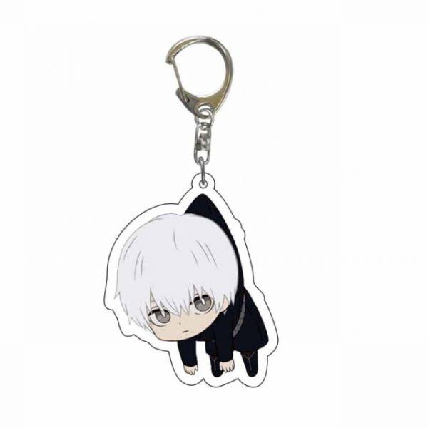 Japan Anime Tokyo Ghoul Keychain Lovely Kaneki Ken Figure Acrylic Pendant Key Chain Cartoon Character Key 6.jpg 640x640 6 - Tokyo Ghoul Merch Store