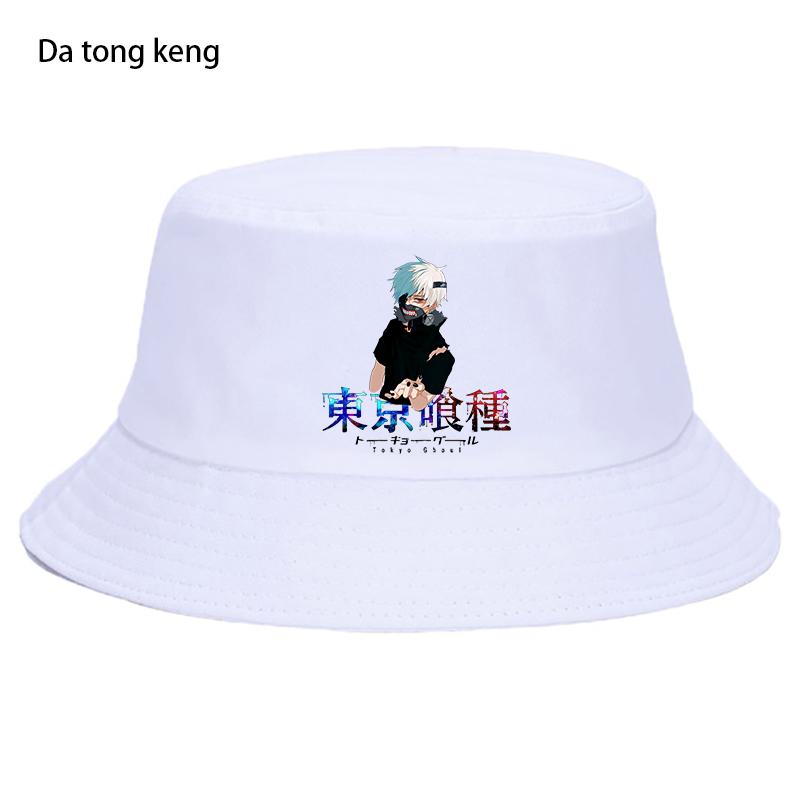 Tokyo Ghoul Japanese Anime Hat - Panama Bucket Cap